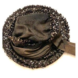 Accessories - Vintage Brown Hat Size Extra Small